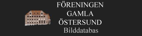 Föreningen Gamla Östersund